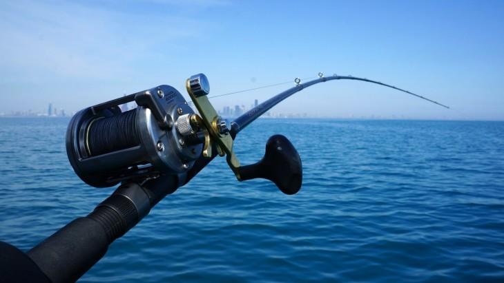 спиннинговая рыбалка начинающих