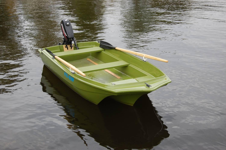двухкорпусные лодки