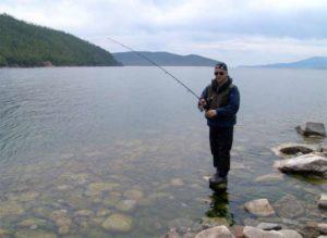 Рыбак с спиденгом