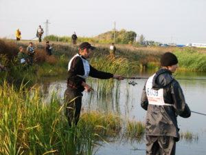 Турнир рыбаков