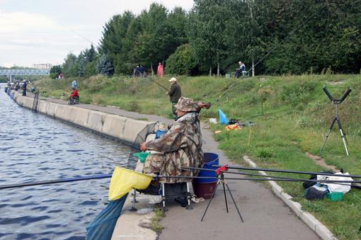 рыбалка на москва реке в районе лыткарино
