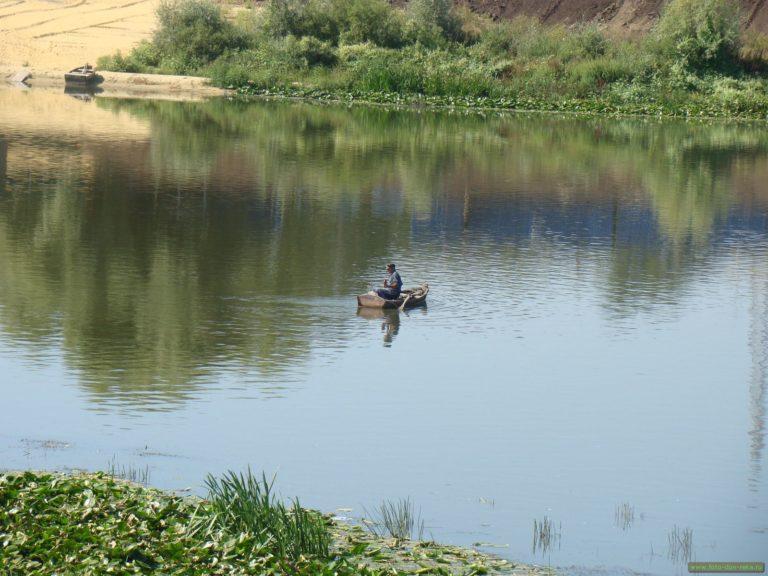 Рыбалка на разливах дона