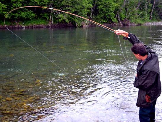 пермский край рыбалка нахлыстом