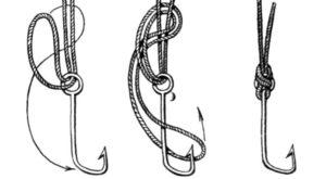 Привязка крючков