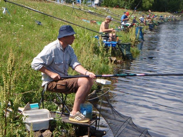 Турнир по рыболовству