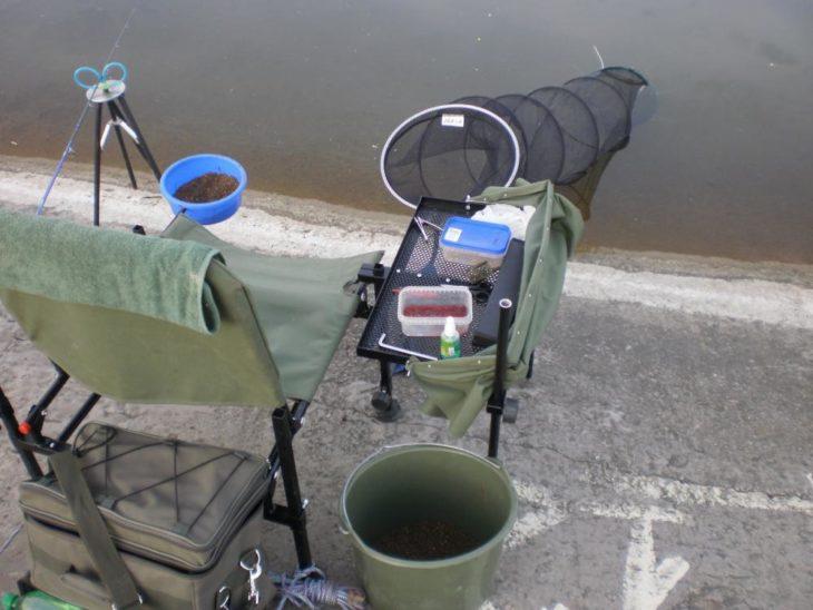 Фидерное кресло для рыбалки своими руками 54