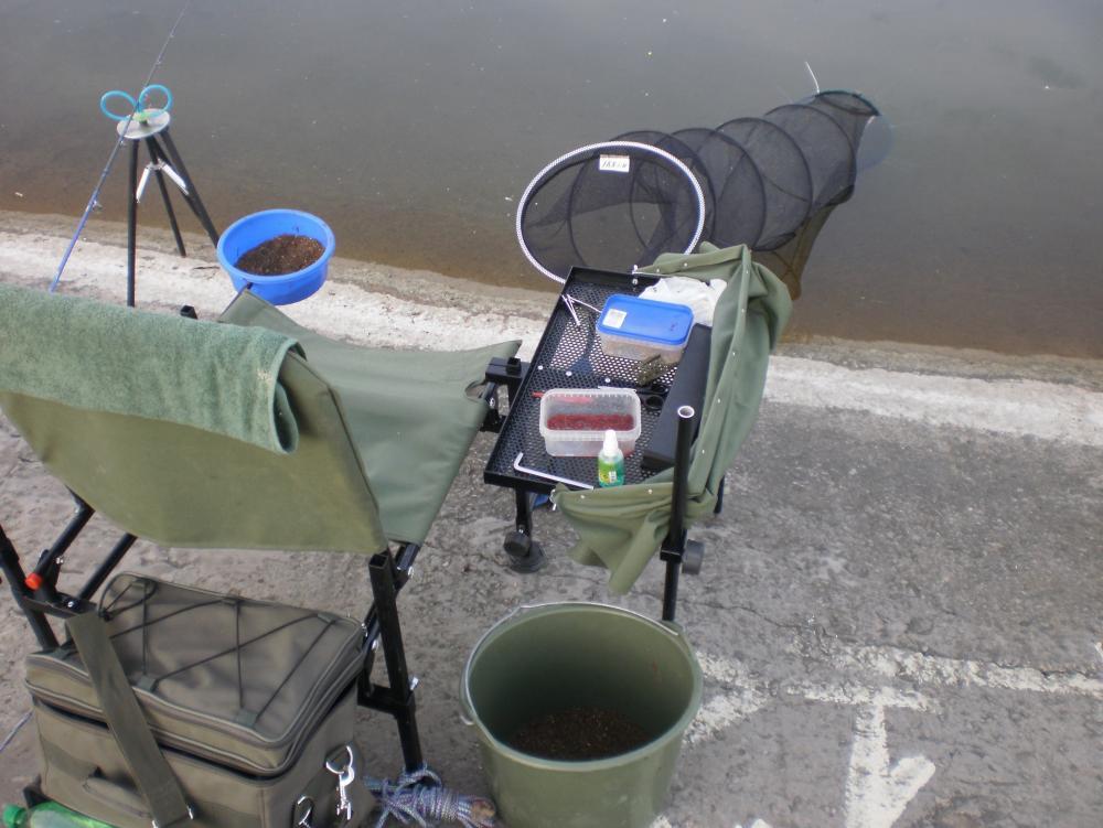 Рыболовное кресло