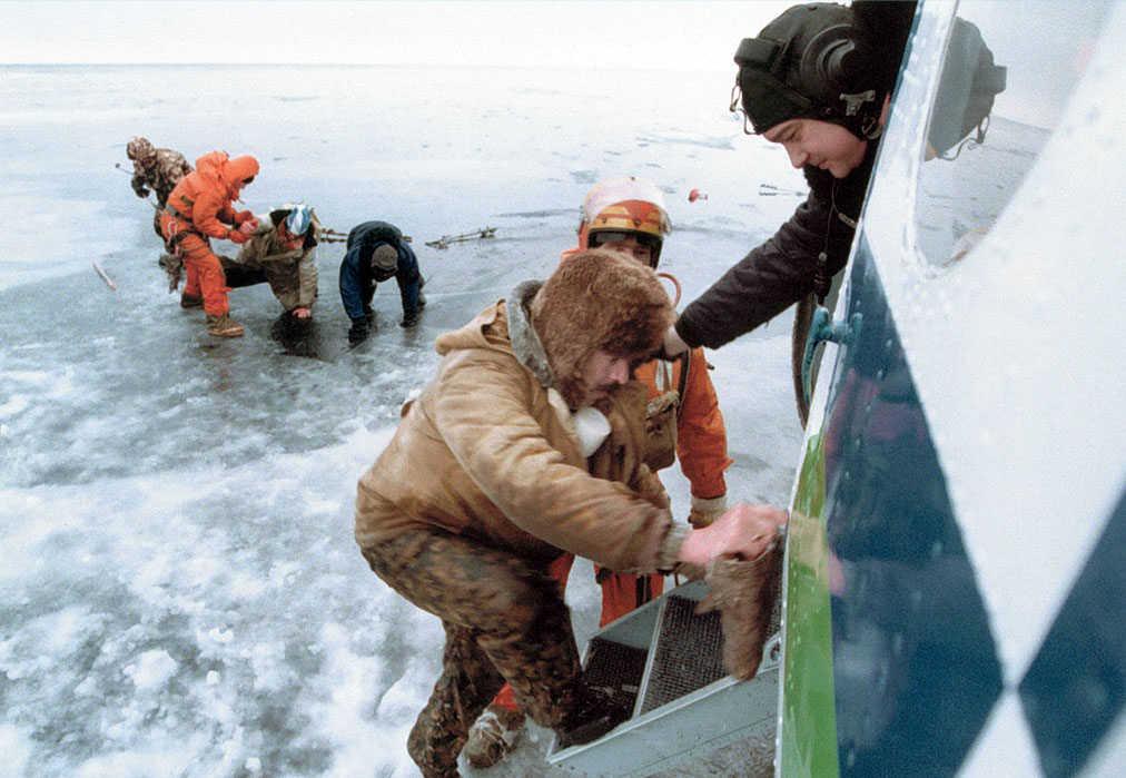 Спасения рыбаков