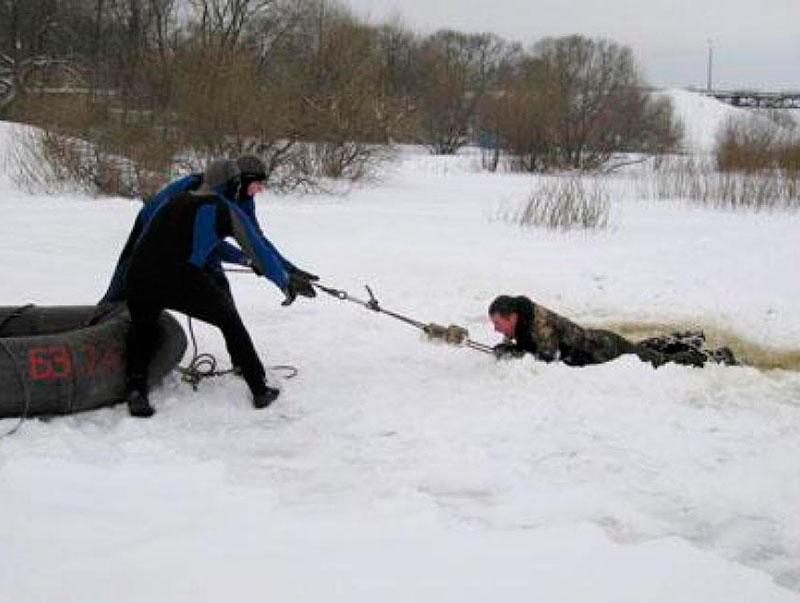 Спасения рыбака