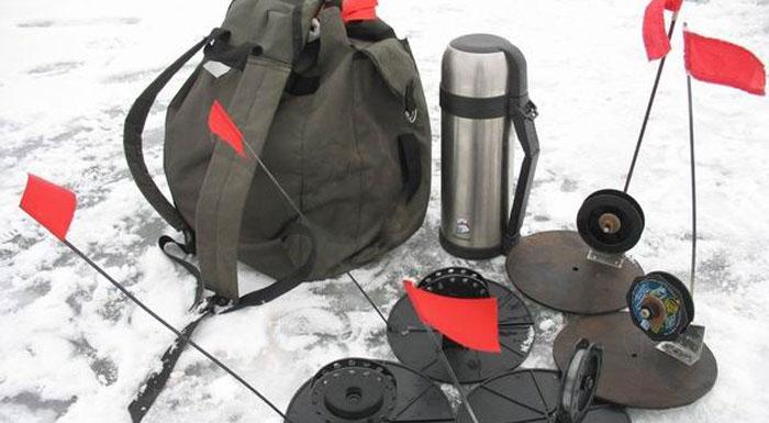 Рюкзак термос и жерлицы
