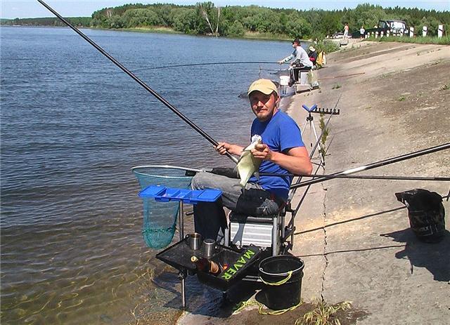 платформы для рыбаков