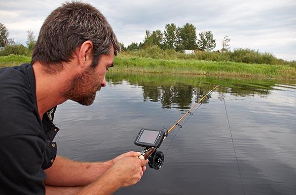 видео рыбалка веб-камера