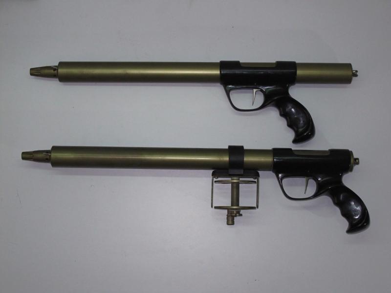 Два пневма ружья
