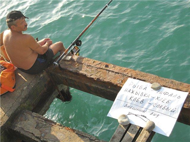 Рыбак шутник сч удочкой