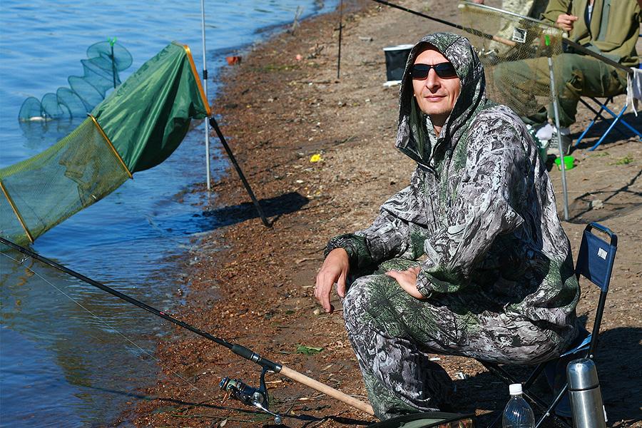 начало рыбалки весной в омске