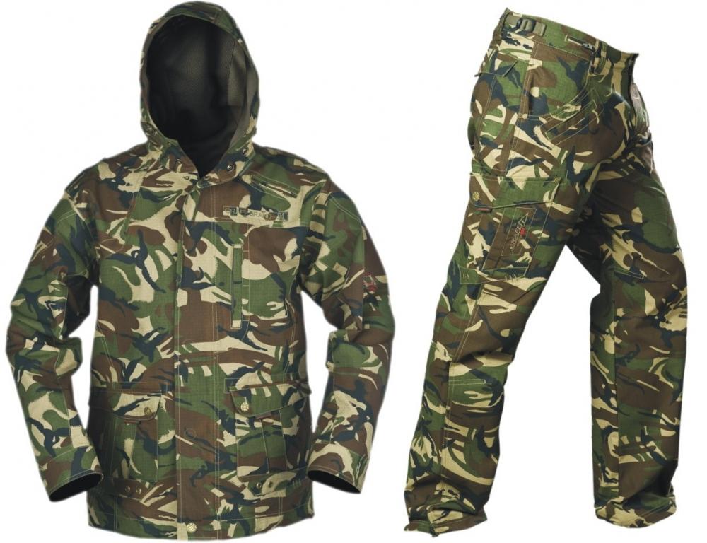 Куртка с защитой от насекомых и штаны