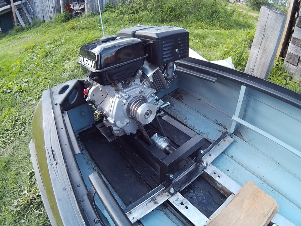 лодочный мотор своим руками водомет