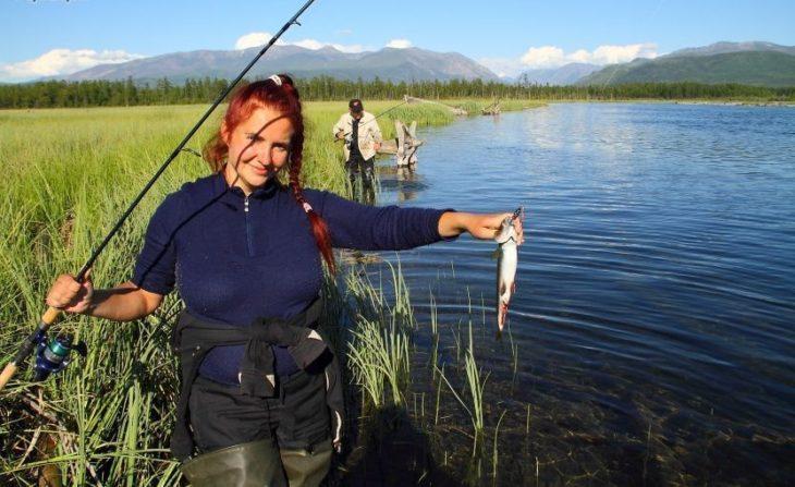 что взять с собой для рыбалки на байкале
