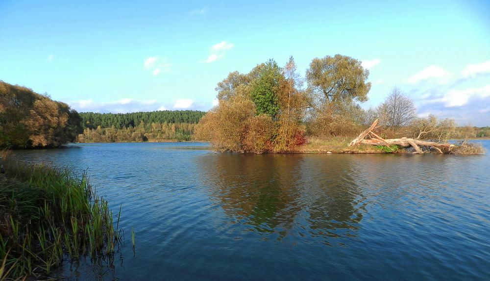 Природа Минской области