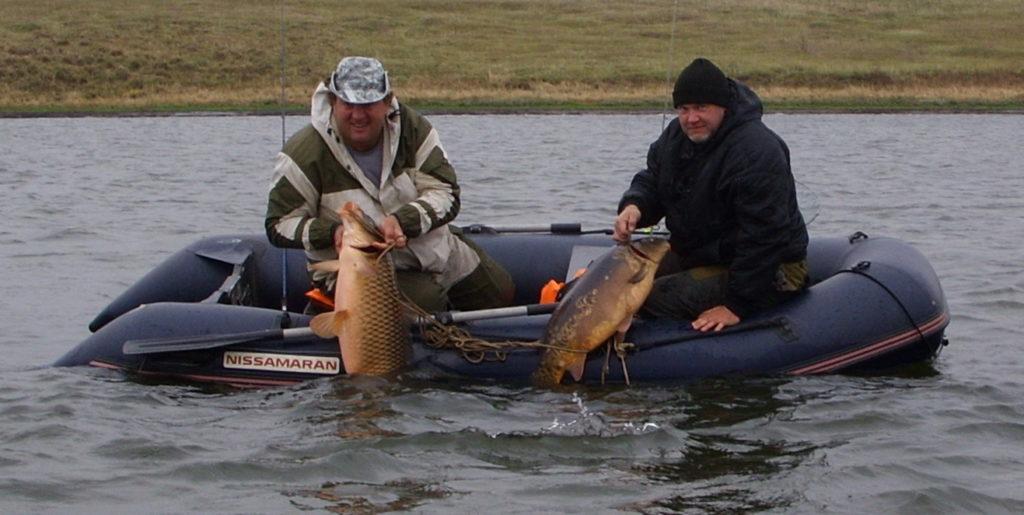 сивинь рыбалка