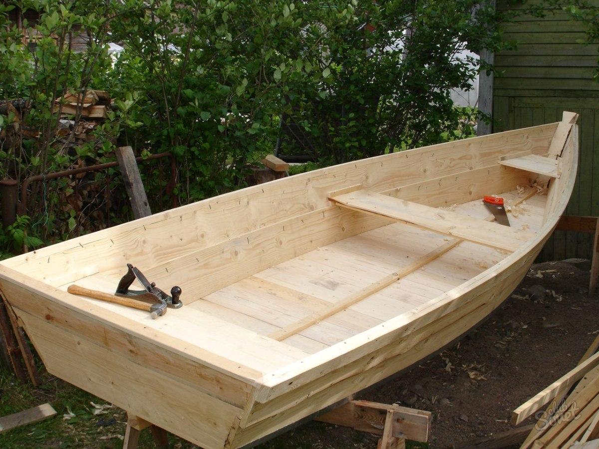 Как построить лодку своими руками 77