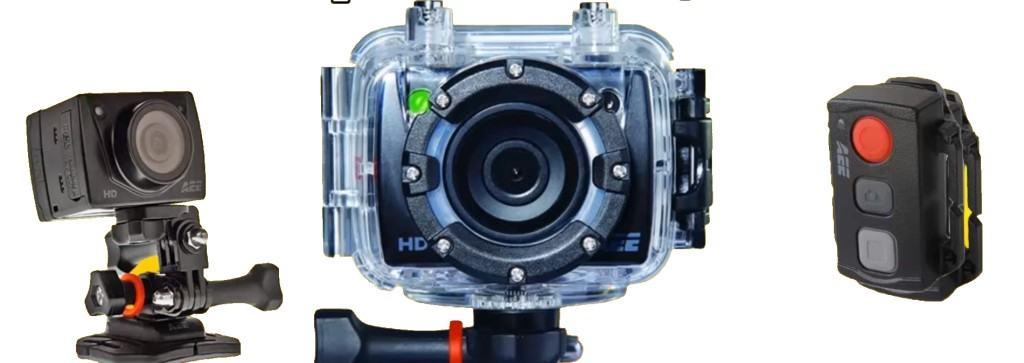 Камера для подводной записи