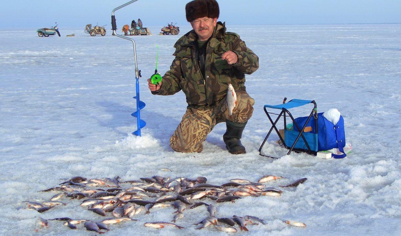 рыбалка на зимнике