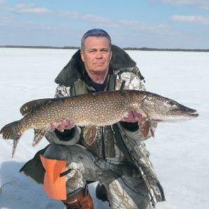 рыбалка на озере холуново