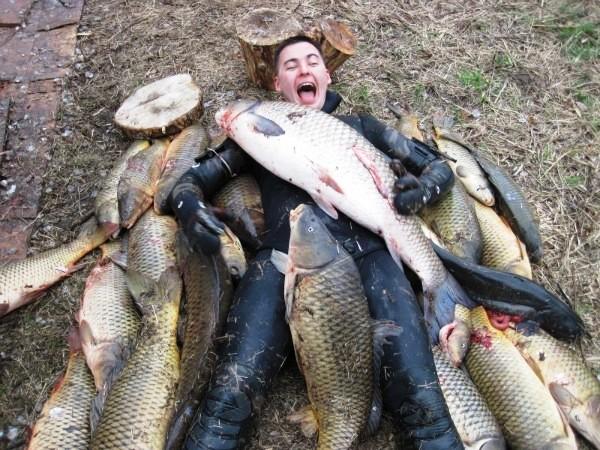 Чещено до вольный рыбак