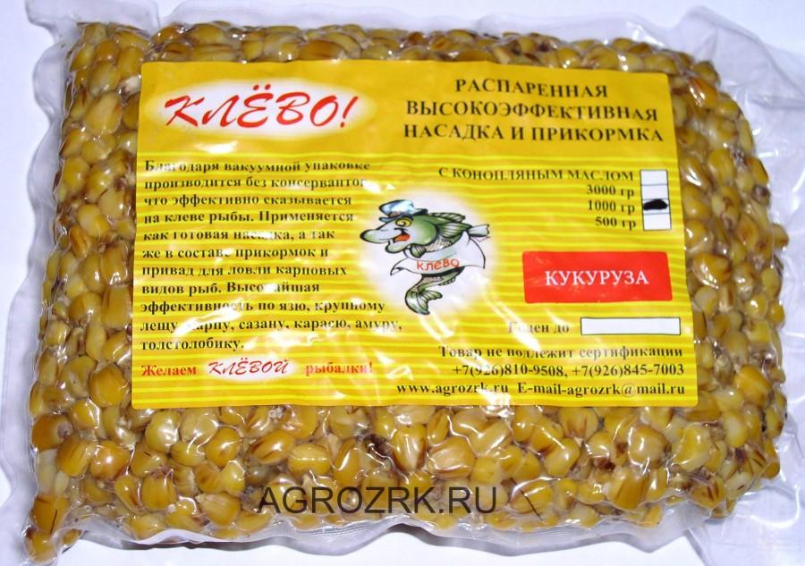 Насадка из кукурузы