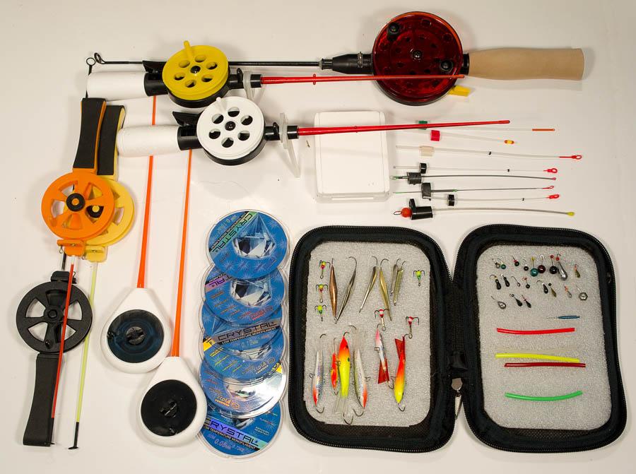 Снасти для зимней рыбалки