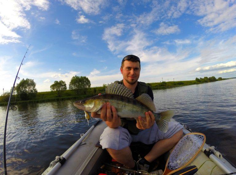 Платная рыбалка на оке с проживанием в рязанской области