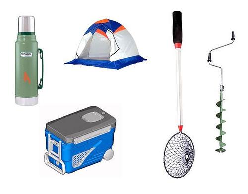 Необходимые предметы для зимней рыбалки
