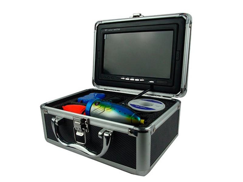 Камера в чемодане